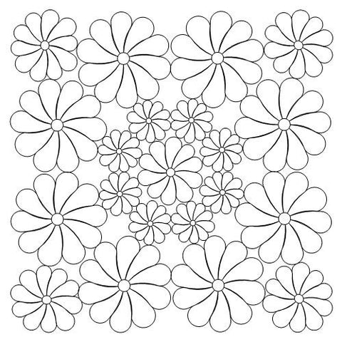 1050 MULTI SPRING FLOWER BLOCK