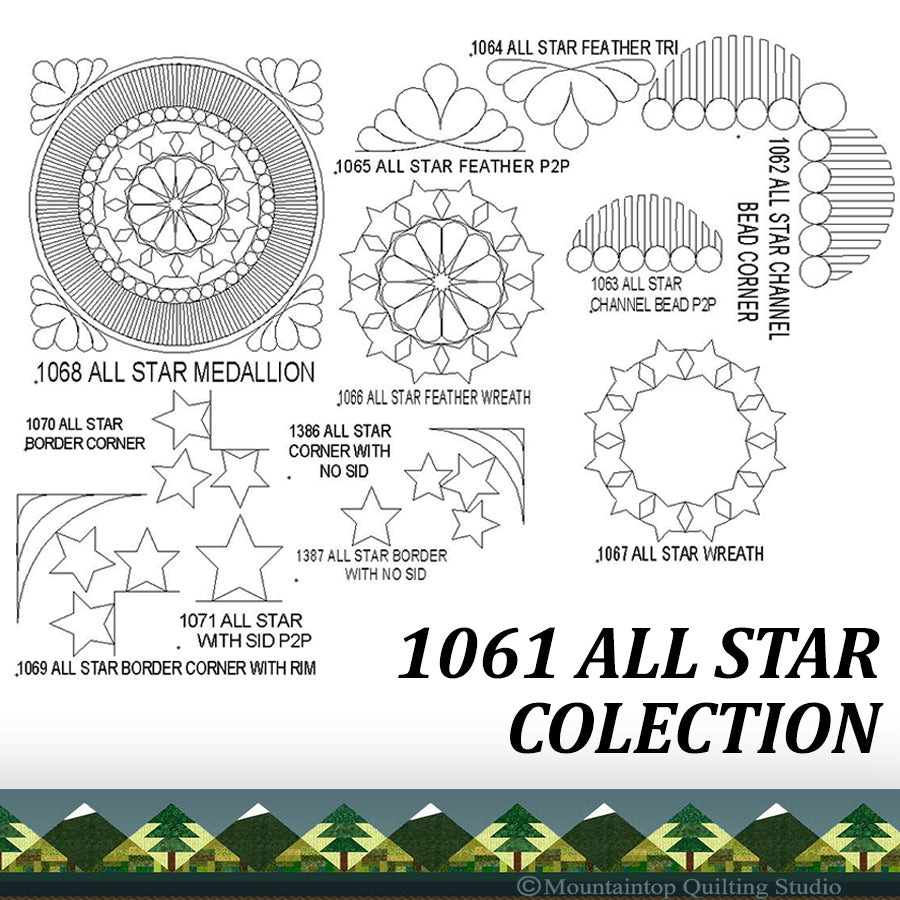 1061 ALL STAR COLLECTION