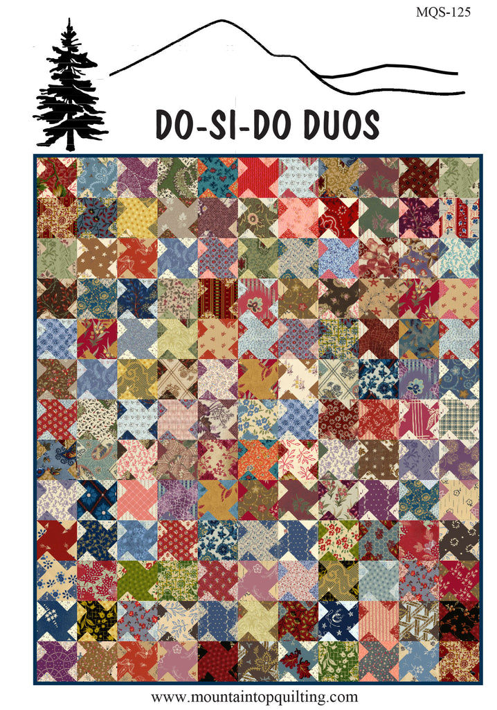 MQS 125E DO-S-IDO DUO