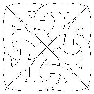 1500 CELTIC KNOT E2E