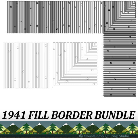 1941 FILL BORDER BUNDLE