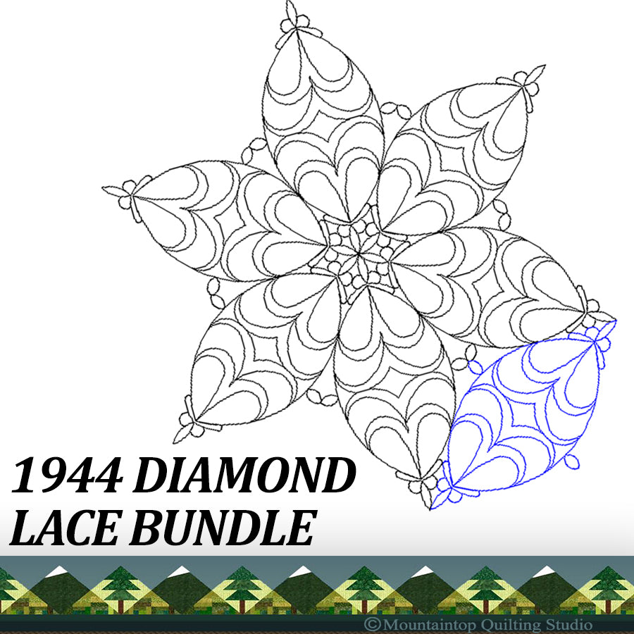 1944 DIAMOND LACE BUNDLE