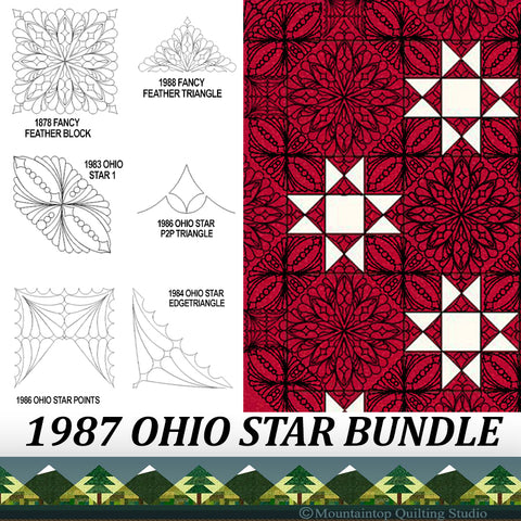 1987 OHIO STAR BUNDLE