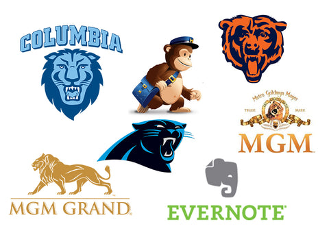 Logos that Include Animals