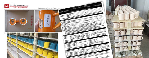 Examples of Inspection and Customs Documents & Photos