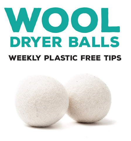 Wool Dryer Balls - An Alternative To Dryer Sheets