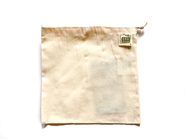 Closeout: Organic Cloth Produce & Gift Bags-Organic Cloth Bags-Wildini