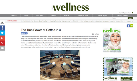 EWellnessMag Article