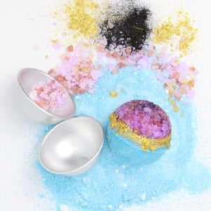 Geode Bath Bomb Making Kit