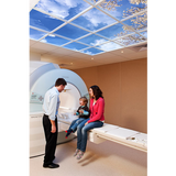 Sky Factory - Luminous SkyCeilings - Virtual Static Skylight - Rectangular