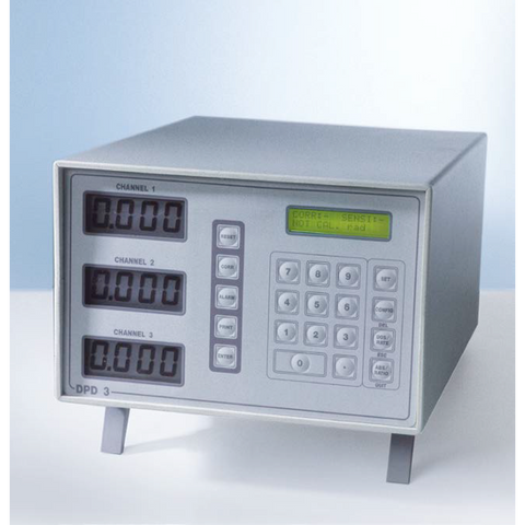 DPD Electrometer Systems
