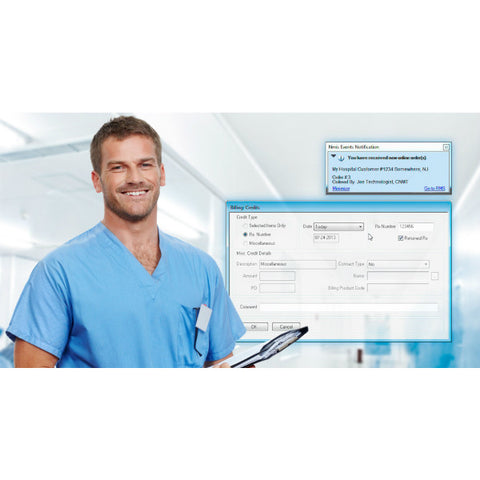 RMIS Centralised Radiopharmacy & Health Physics Software