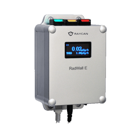 RadWall-E - Area Radiation Monitor