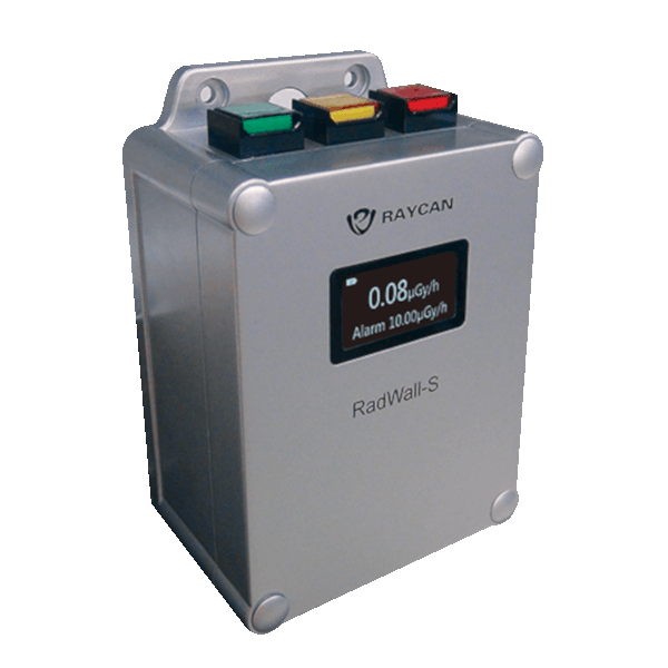 RadWall S300 - Area Radiation Monitor
