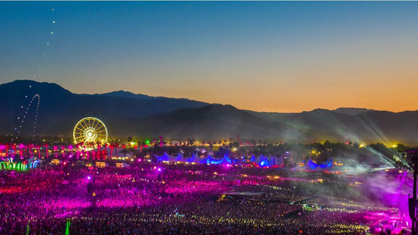 Before you die- dance! The best music festivals in 2018 across America.