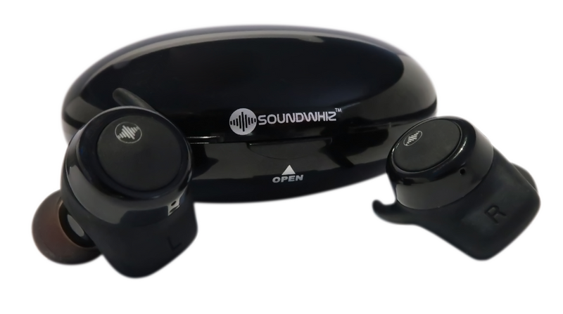 SoundWhiz BioniQ True Wireless Sports Earbuds