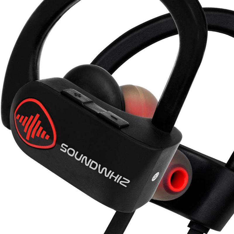 SoundWhiz Turbo Wireless Running Headphones