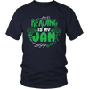 Reading Is My Jam Shirts