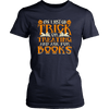 Can I Just Go Trick Or Treating And Ask For Books Shirt - Awesome Librarians