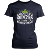 Read Up Grinches It's Christmas Shirt