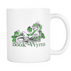 Book Wyrm 11oz Mug - Awesome Librarians