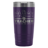 The Influence Of A Great Teacher Can Never Be Erased 20oz Tumbler