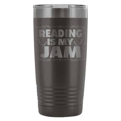 Reading Is My Jam 20oz Tumbler