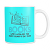 Books Life's Apology For Every Crappy Day Ever Mug - Awesome Librarians - 13
