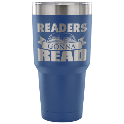 Readers Gonna Read Tumbler