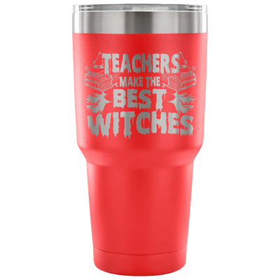 Teachers Make The Best Witches Tumbler
