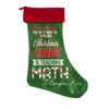 The Best Way To Spread Christmas Cheer Is Teaching Math To Everyone Here Christmas Stocking