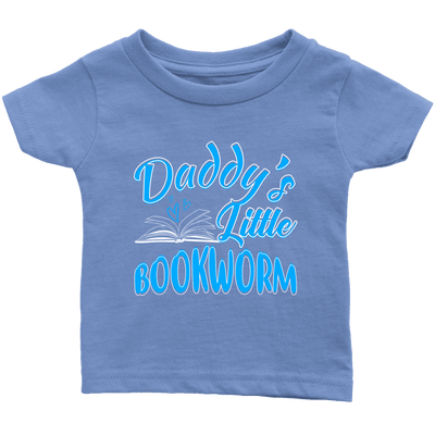 Daddy's Little Bookworm Youth Shirts - Awesome Librarians