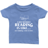A Day Without Reading Is Like.... Just Kidding, I Have No Idea Youth Shirts - Awesome Librarians