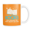 Books Life's Apology For Every Crappy Day Ever Mug - Awesome Librarians - 9