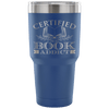 Certified Book Addict Tumbler - Awesome Librarians