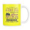 Reader Lives A Thousand Lives Before He Dies The Man Who Never Reads Lives Only One Mug