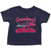 Grandma's Little Bookworm Youth Shirts - Awesome Librarians