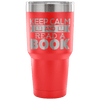 Keep Calm And Read A Book Tumbler - Awesome Librarians
