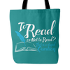 To Read Or Not To Read? That Is A Stupid Question Tote Bag - Awesome Librarians