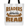 Readers Gonna Read Tote Bags