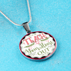 Teach Your Heart Out Necklace