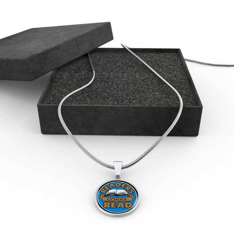 Readers Gonna Read Necklace - Awesome Librarians