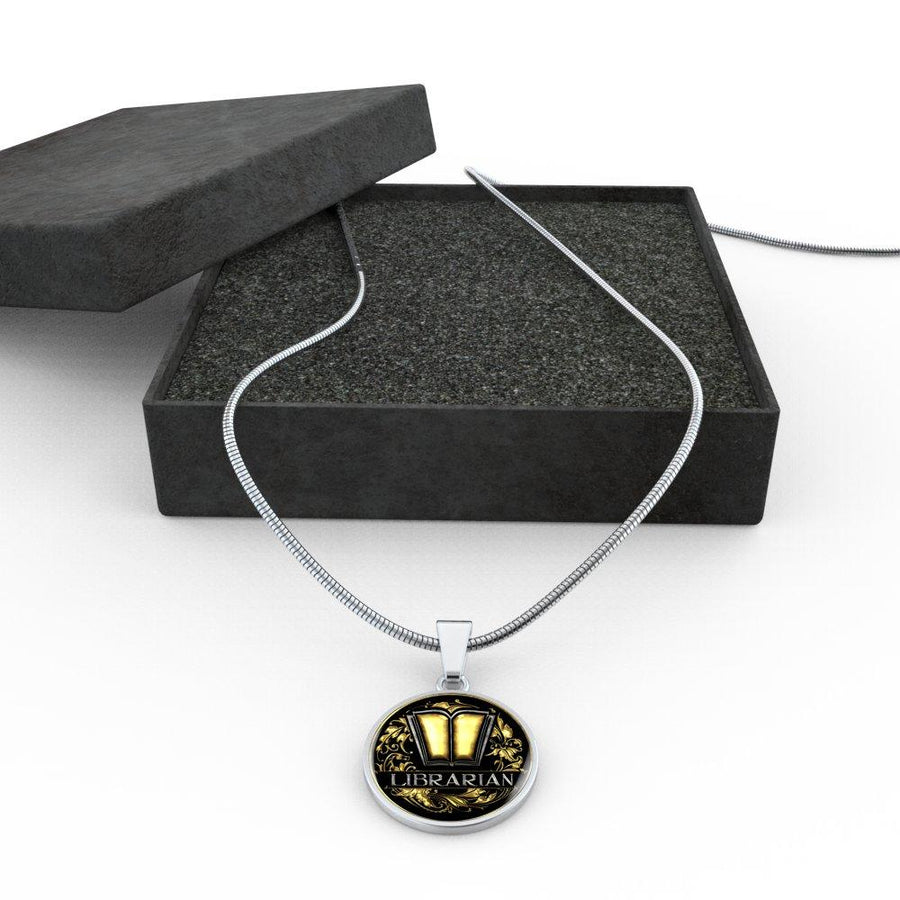 Librarian Necklace