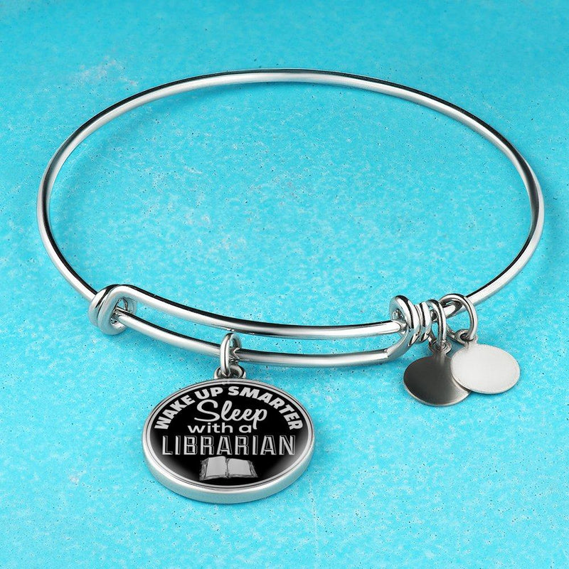 Wake Up Smarter Sleep With A Librarian Bracelet - Awesome Librarians