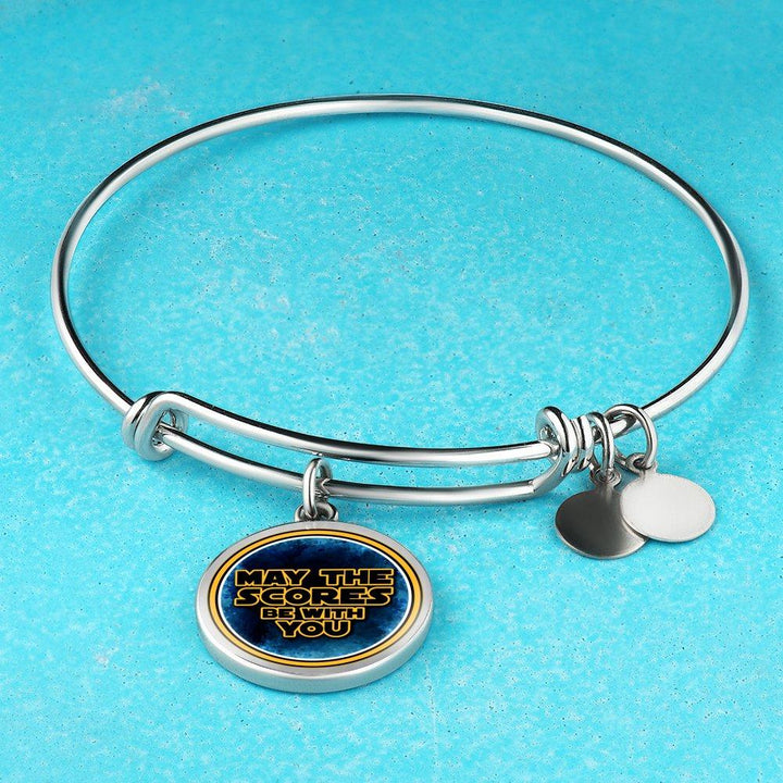 May The Scores Be With You Bracelet