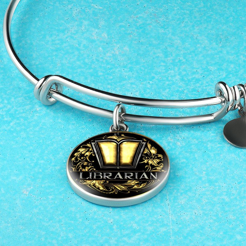 Librarian Bracelet - Awesome Librarians