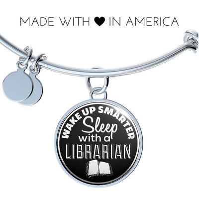 Wake Up Smarter Sleep With A Librarian Bracelet