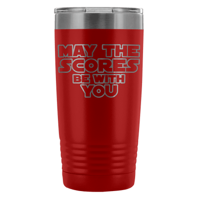 May The Scores Be With You 20oz Tumbler