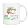 Professional Bookworm 11oz Mug