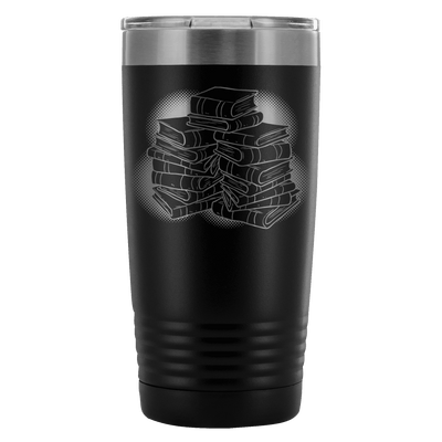 Stack Of Books 20oz Tumbler